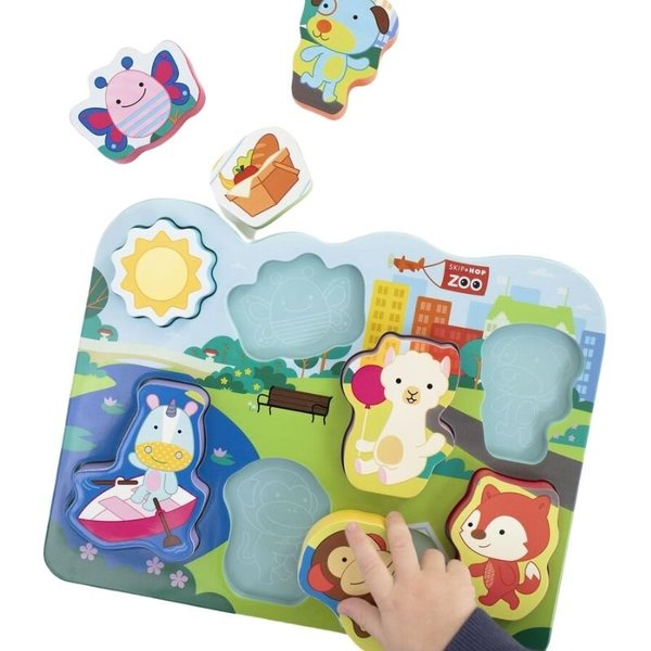 View larger image of Zoo Park Pals Puzzle