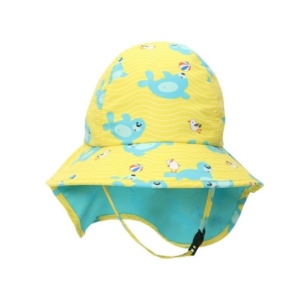 View larger image of Baby/Toddler Cape Sun Hat