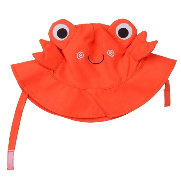 View larger image of UPF 50+ Sun Hat - Crab