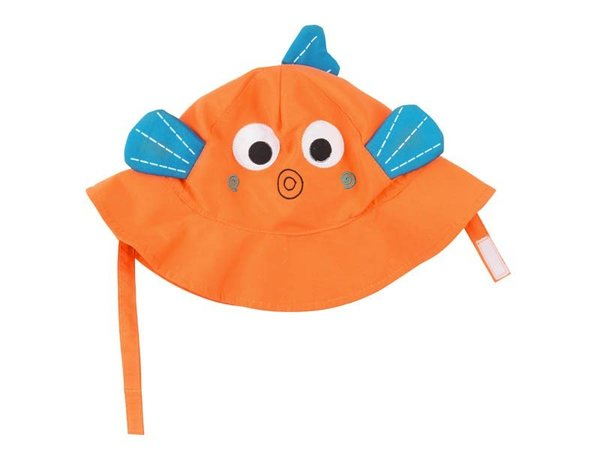 View larger image of UPF 50+ Sun Hat - Fish