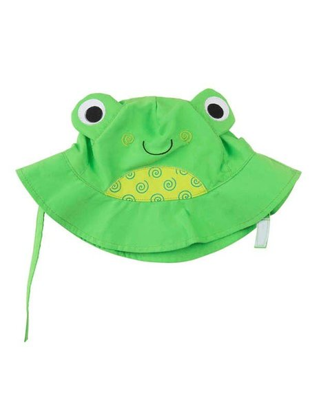 View larger image of UPF 50+ Sun Hat - Frog
