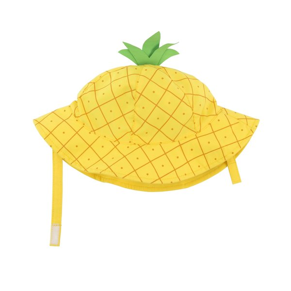 View larger image of UPF 50+ Sun Hat - Pineapple
