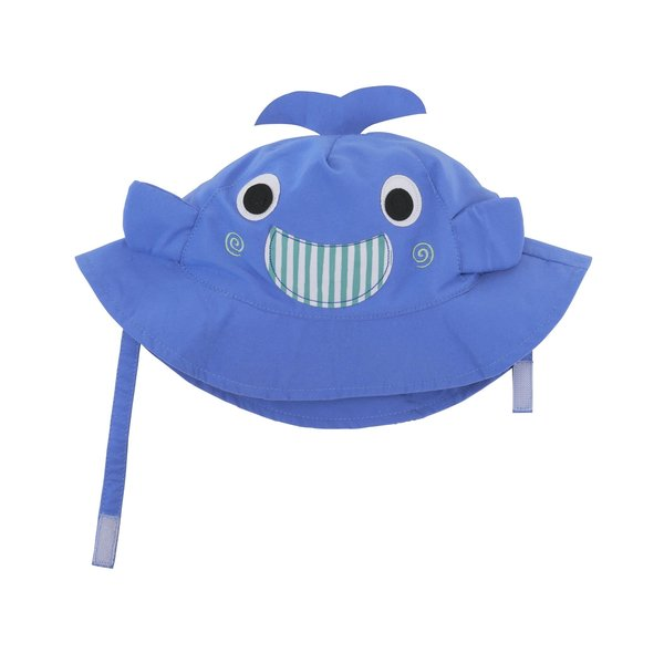 View larger image of UPF 50+ Sun Hat - Whale