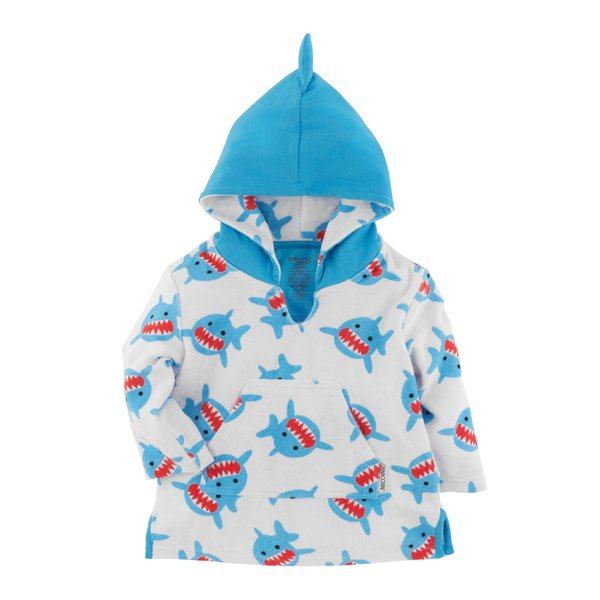 View larger image of Swim Coverup - Shark