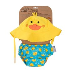 Swim Diaper & Sun Hat Sets